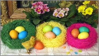 Великден и Майски празници